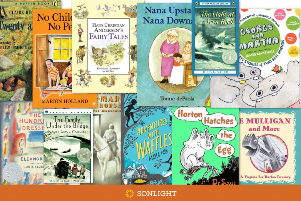 12 Books That Teach Empathy for Ages 3-5