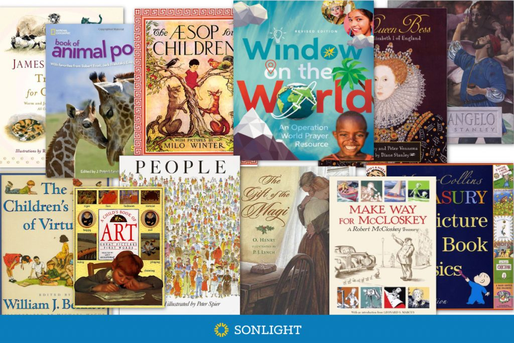 12 Lavishly Illustrated Picture Books for the Family Coffee Table