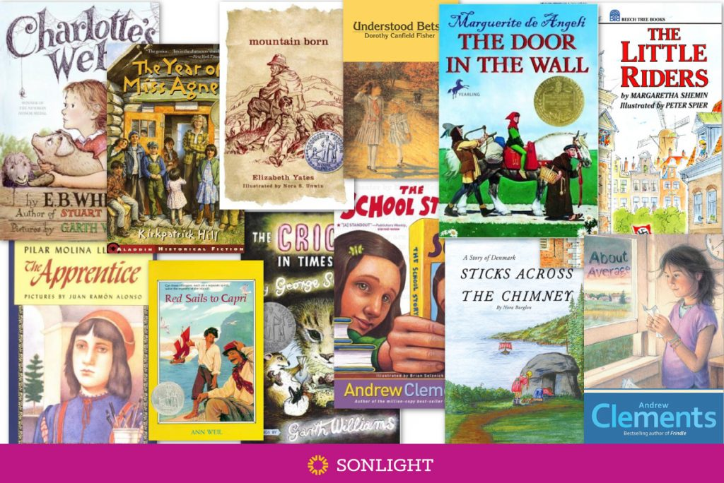 12 Books That Teach Empathy for Ages 6-8