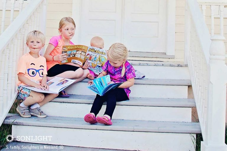 3 Ways Sonlight Homeschool Curriculum Makes Me a Better Person