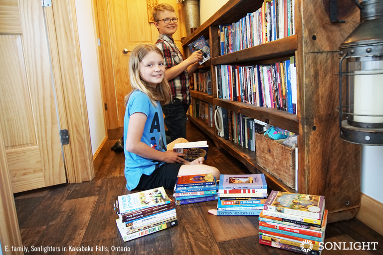 6 Ways I'm Turning My Kids into Book-loving Readers