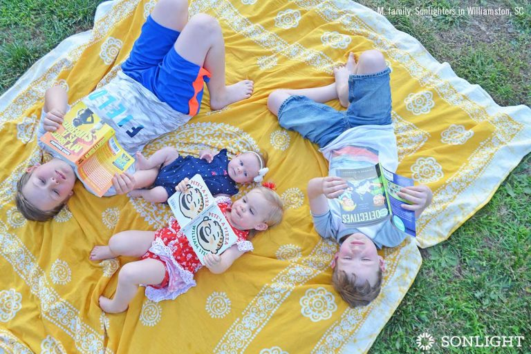 Simple Steps for Reading Aloud to Your Baby