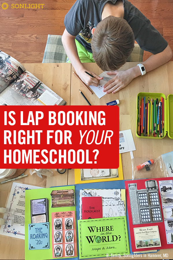 Is Lap Booking Right for Your Homeschool?