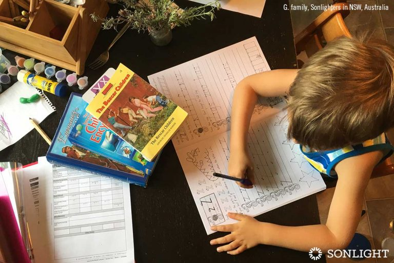 5 Ways to Balance Work Life and Homeschool Life