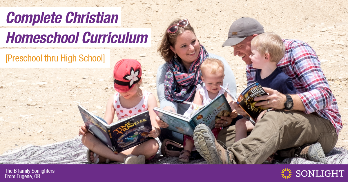 Complete Christian Homeschool Curriclum