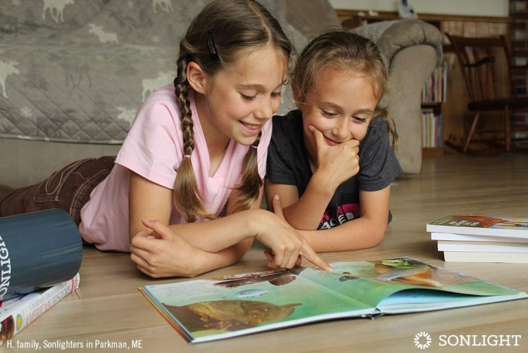 How to Homeschool the Visual-Linguistic and Visual-Spatial Learner