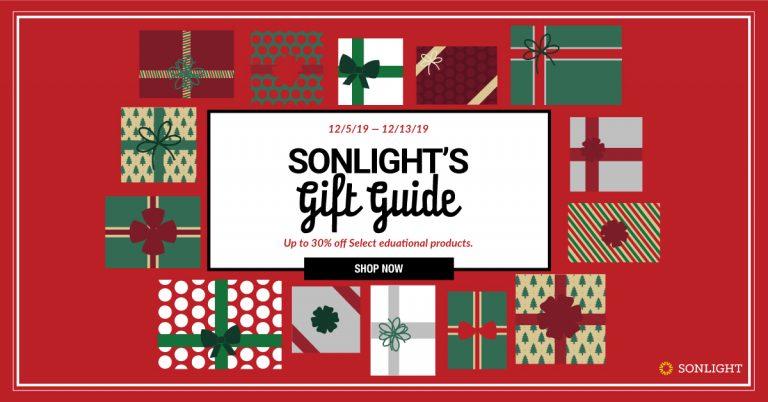 Sonlight's Christmas Gift Guide