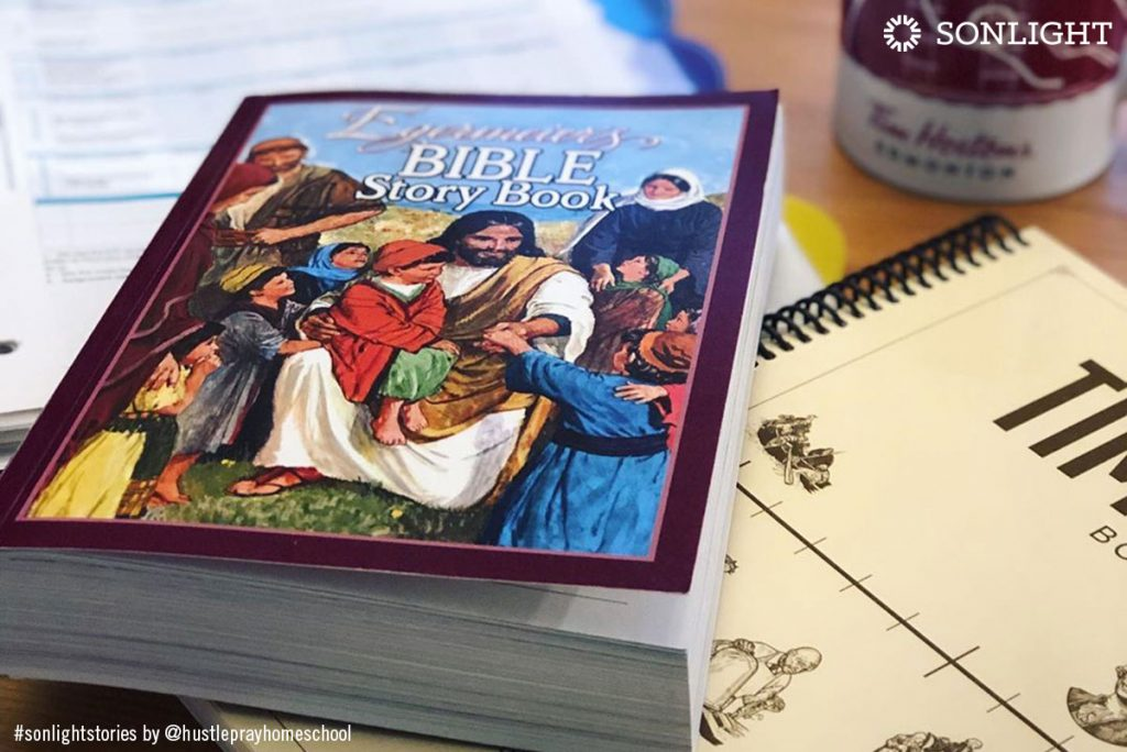 Getting the Most Out of the Sonlight Bible Reading Plan