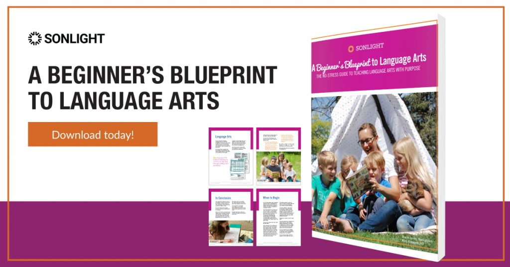 Language Arts Blueprint