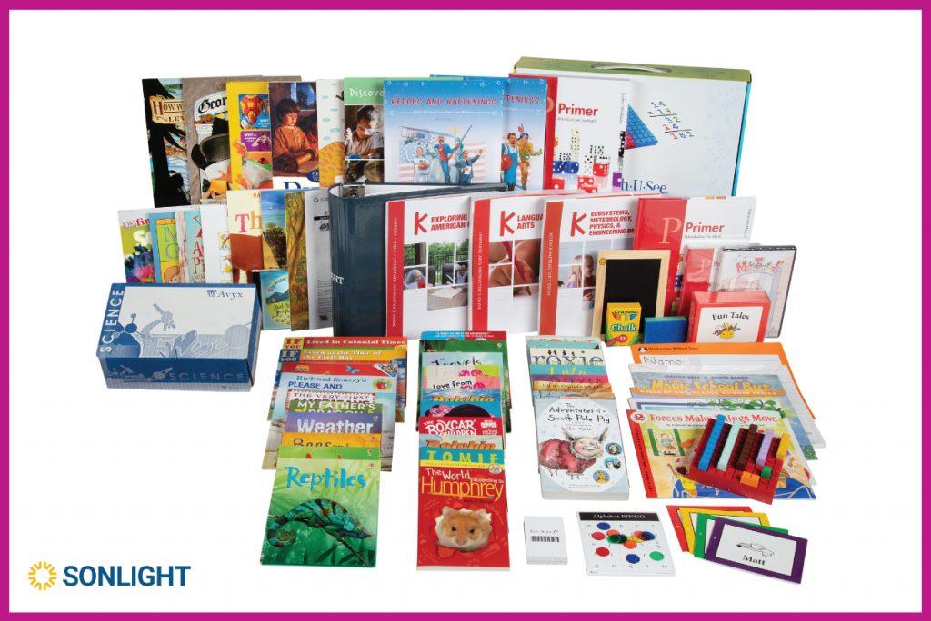 Introducing Sonlight's New Kindergarten Program: Exploring American History