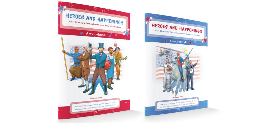 Heroes and Happenings, the History Spine