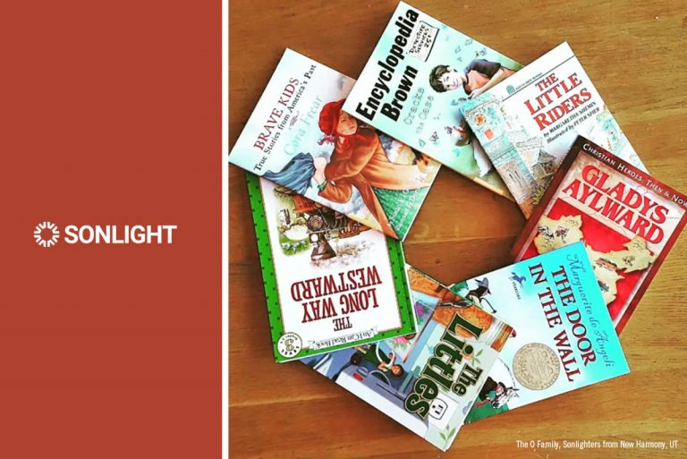 The Sonlight Biographies That Changed My Life