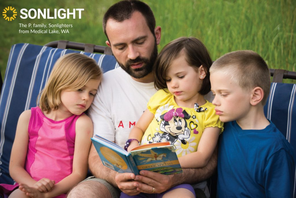 Teaching the Hidden Curriculum by Integrating Sonlight into Life