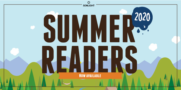 2020 Summer Readers