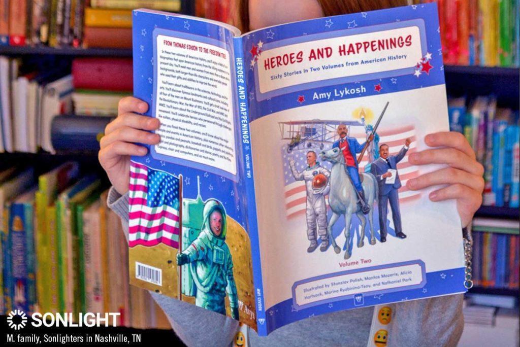 Finally, an American History Curriculum for Kindergarten!