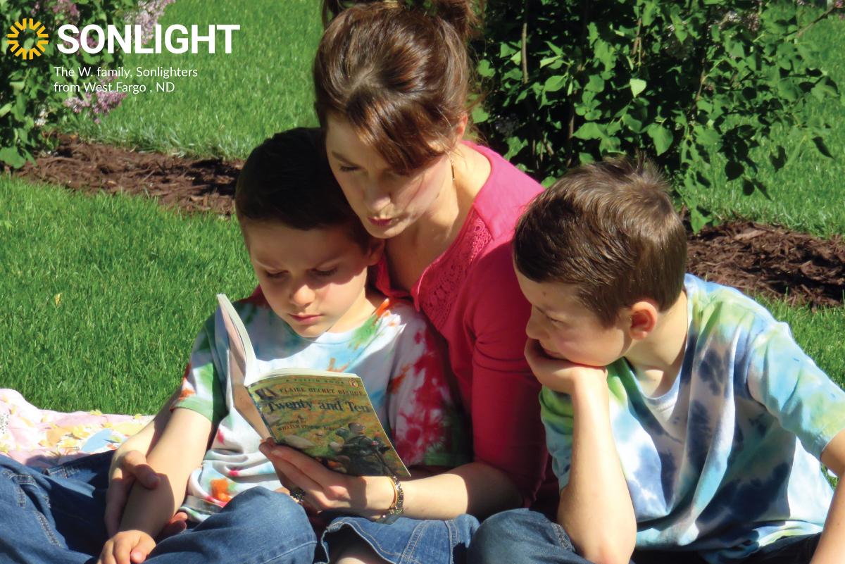 The Best of Sonlight Summer Readers