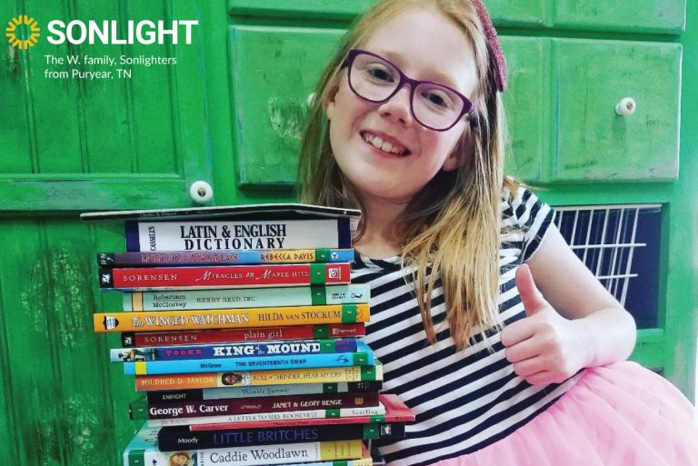 Why I Use Sonlight in My Charlotte Mason Homeschool