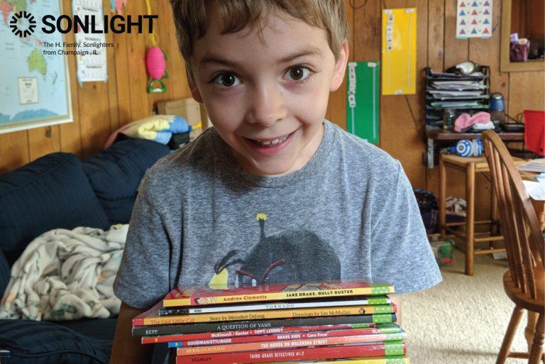 Sonlight Summer Readers