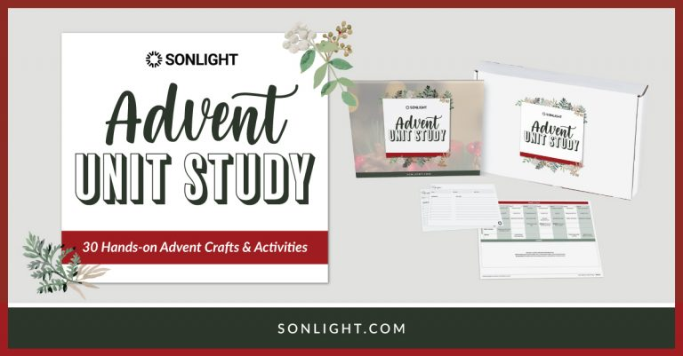 Advent Unit Study
