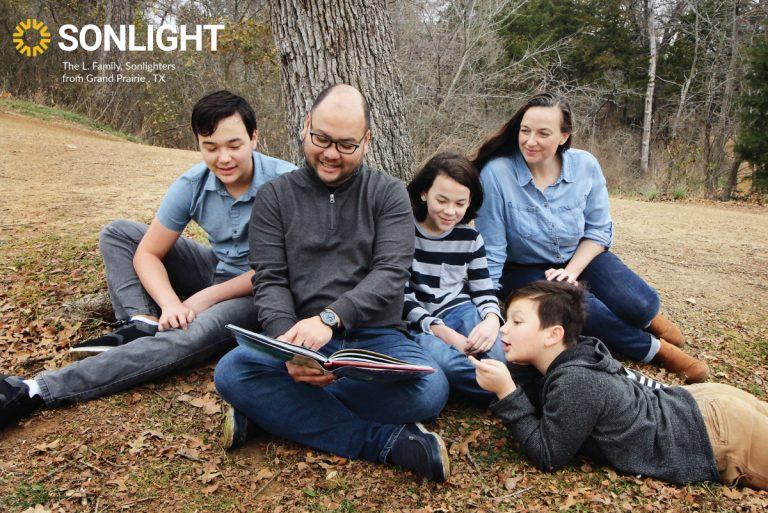 How Reading Sonlight Books Helps Children with Anxiety