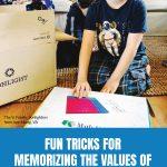 Fun Tricks for Memorizing the Values of Math U See Blocks