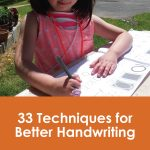 33 Techniques for Better Handwriting