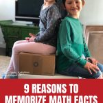 9 Reasons to Memorize Math Facts