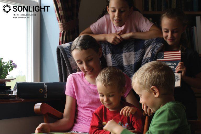 Stories from New Homeschoolers: Teaching Multiple Children