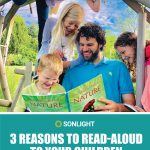 Why I made John cry ... and 2 more reasons to read out loud