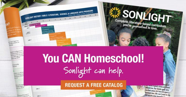 sonlight catalog