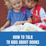 How to Talk to Kids About Books You Haven't Read
