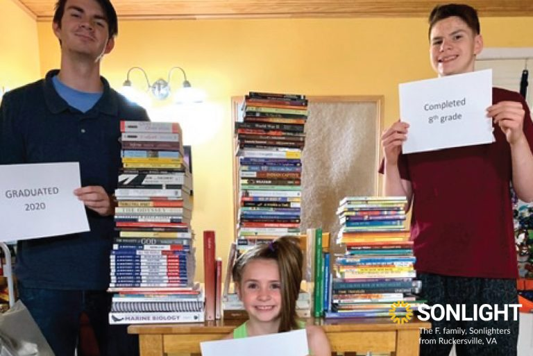 Sonlight offers a better alternative to contemporary YA fiction