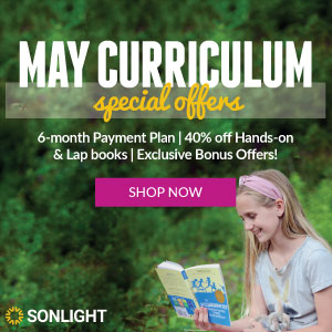 May Curriculum Special Offers
