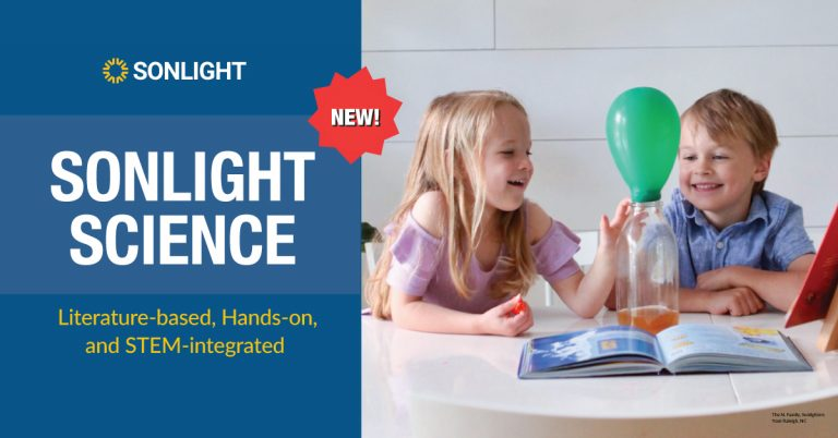 Sonlight Science: Literature-based, Hands-on, and STEM-integrated