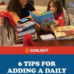 6 Tips for Adding a Daily Quiet Time to Your Homeschool Routine