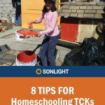 8 Tips for Homeschooling TCKs