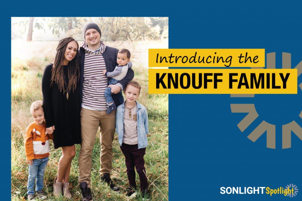 Knouff family