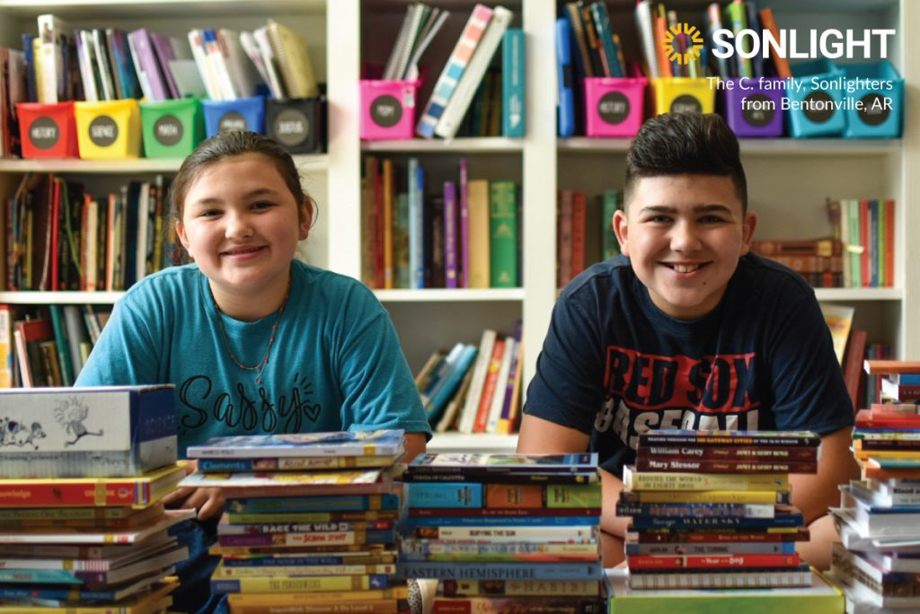 two tweens post with curriculum
