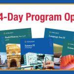NEW 4-Day Program Options New in Sonlight