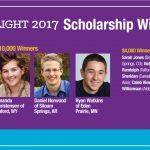 2017 Sonlight Scholarship Winners!