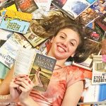 TEEN with books