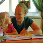 Eight Ways to Show Your Family Love Throughout Your Homeschool Day