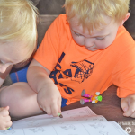 12 Learning Activities to Occupy Your Toddler During Homeschool